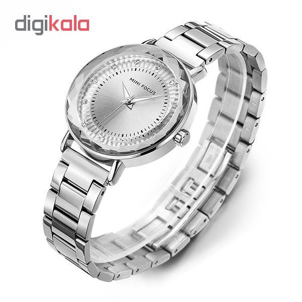 ساعت زنانه برند مینی فوکوس مدل mf00040l.02