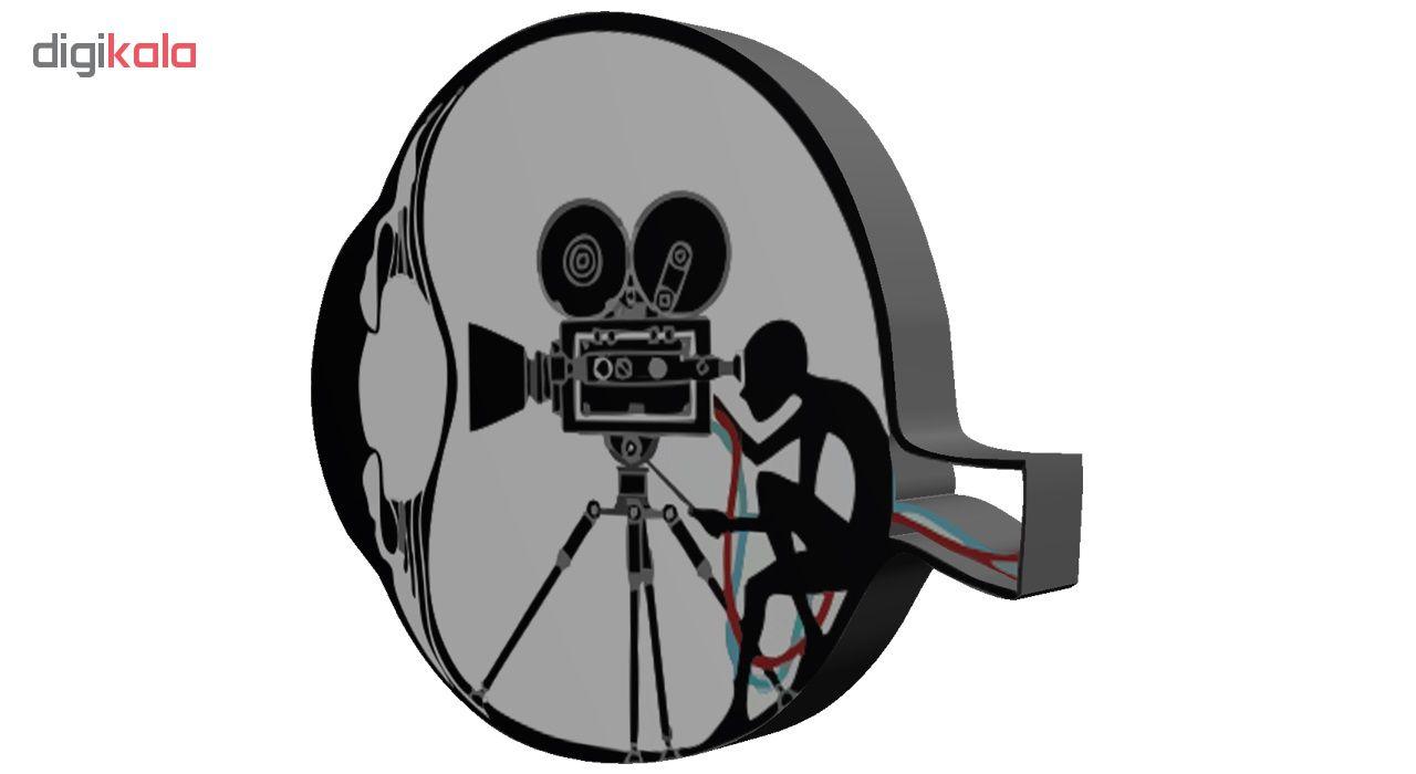 استیکر طرح دوربین کد 13