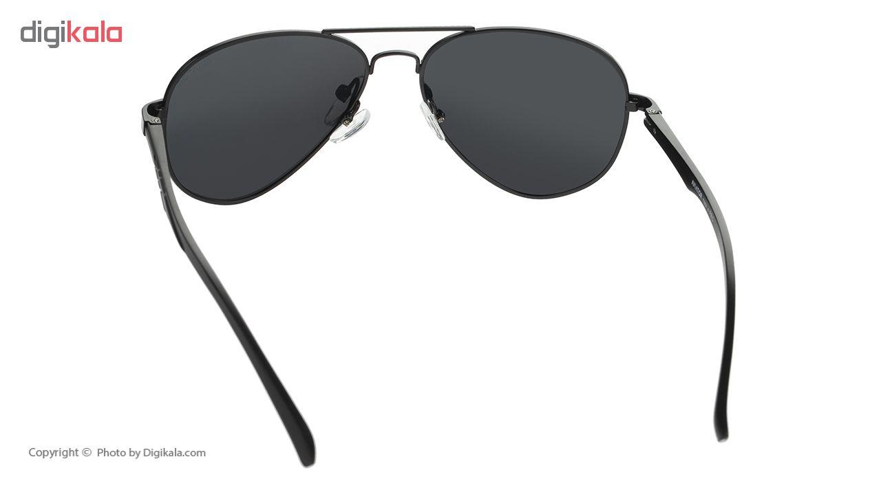 عینک آفتابی آویاتور مدل P1009 C1