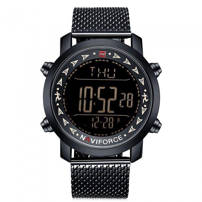 ساعت مچی عقربه ای مردانه نیوی فورس مدل NF9130M/S