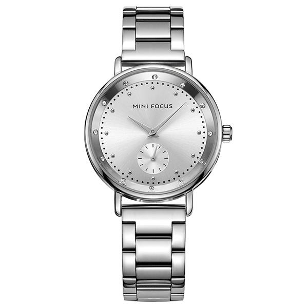 ساعت مچی عقربه ای زنانه مینی فوکوس مدل mf0037l.02
