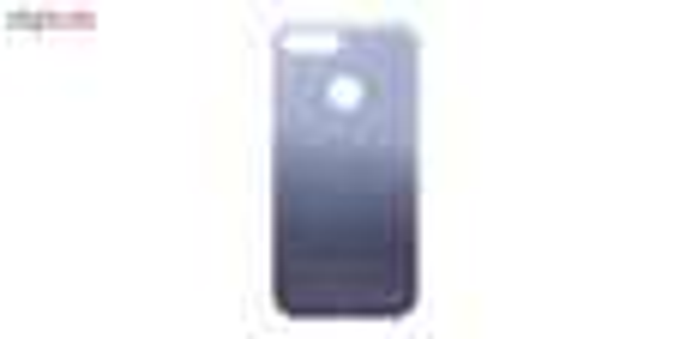 کاور مدل CORONA طرح اکلیلی مناسب برای گوشی هوآوی P smart main 1 1