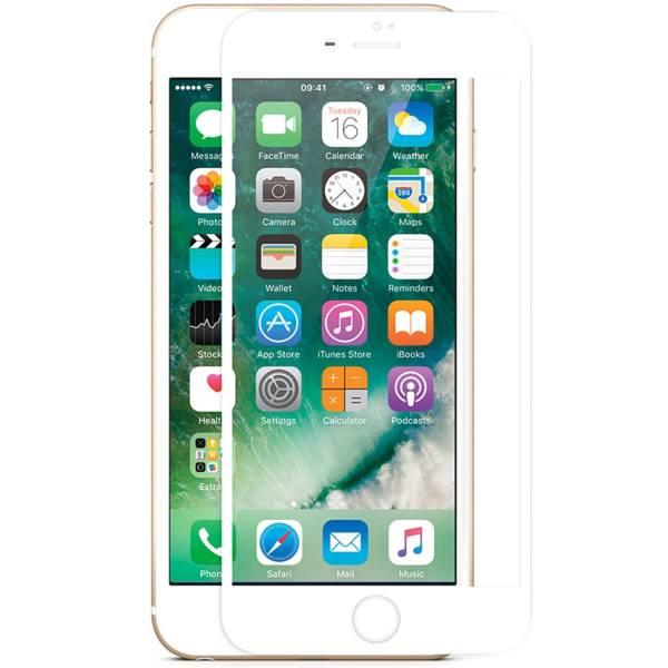 محافظ صفحه نمایش شیشه ای مدل Preserver Anti Fingerprint مناسب برای گوشی موبایل آیفون 7