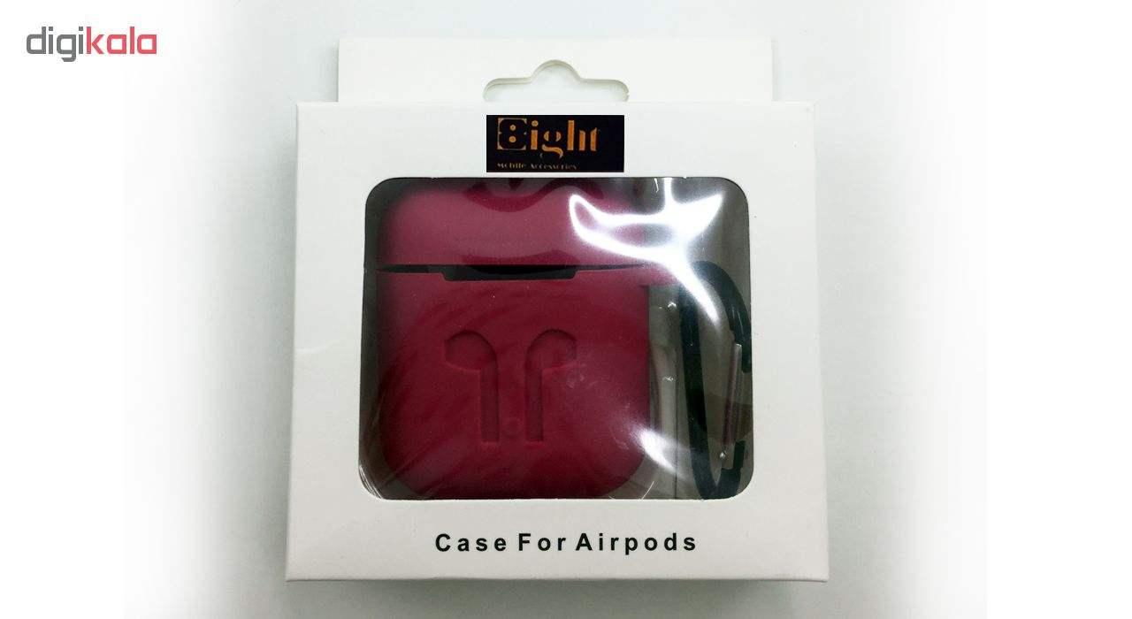 کاور ایت مدل سیلیکونی مناسب برای کیس اپل ایرپاد main 1 1