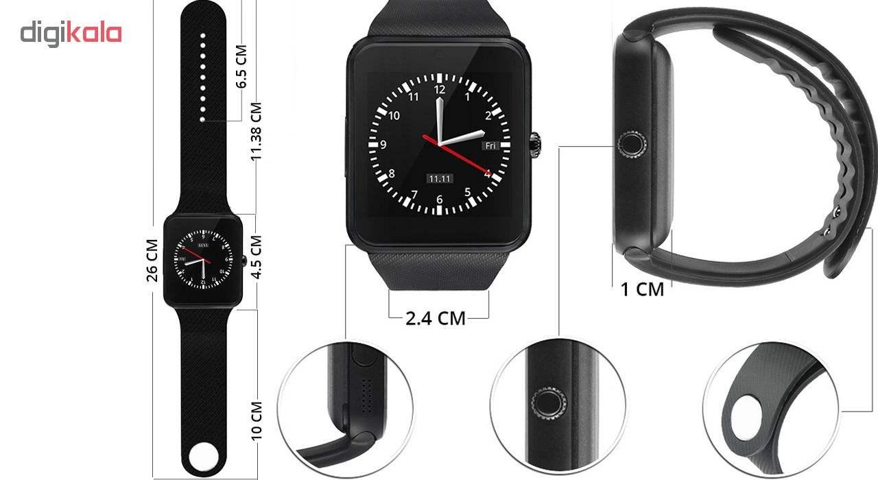 ساعت هوشمند میدسان مدل GT08 thumb 18