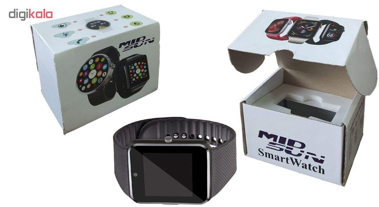 ساعت هوشمند میدسان مدل GT08 main 1 28