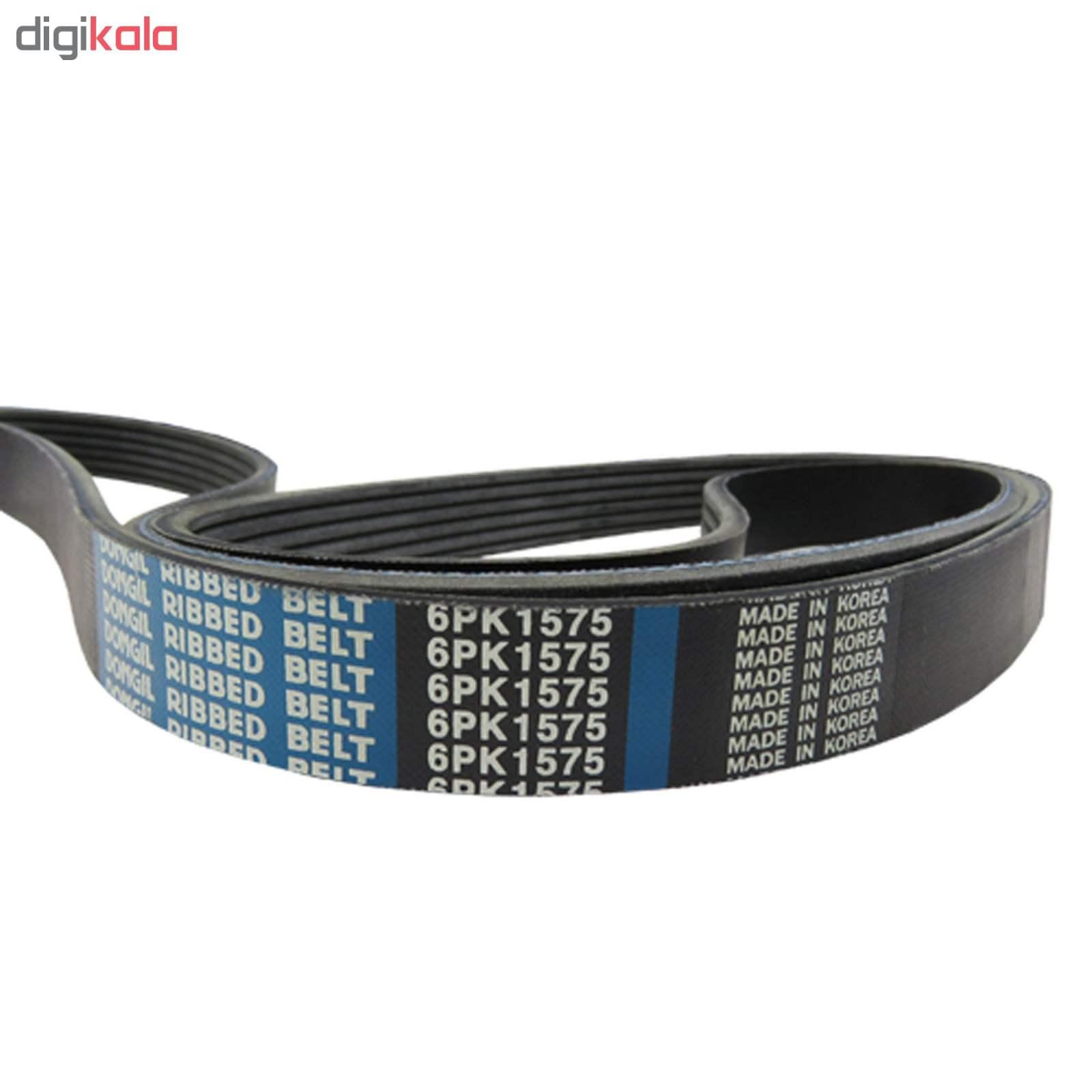 تسمه دینام دانگیل مدل 6PK1575 مناسب برای پژو 206 تیپ 5و6 main 1 1