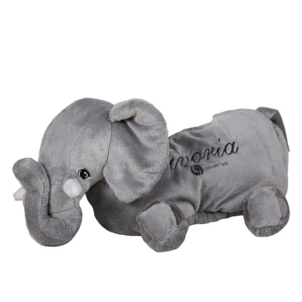 جا دستمال کاغذی اتاق کودک طرح فیل