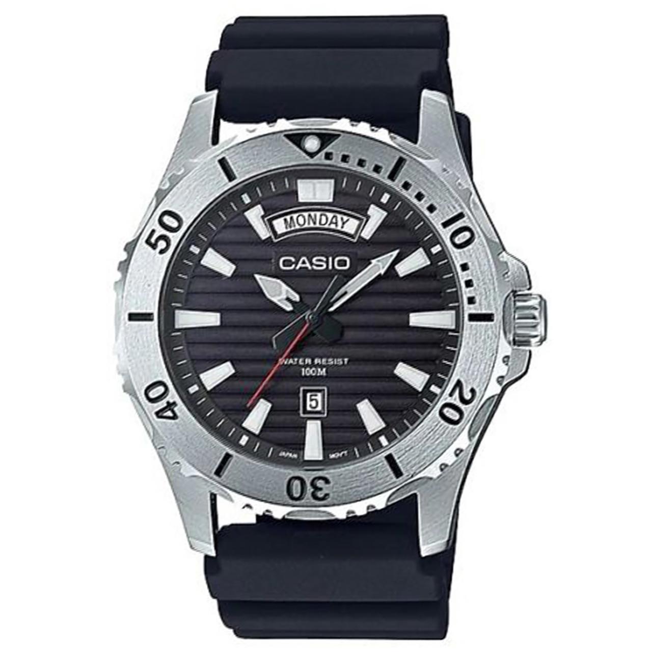 ساعت  کاسیو مدل MTD-1087-1AVDF