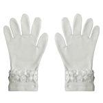 دستکش نخی زنانه تاچ اسکرین دالیا مدل T2 thumb