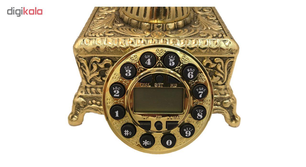 تلفن کلاسیک مدل نورینه 19