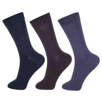 جوراب مردانه پاموک کد MPC4113 مجموعه 3 عددی