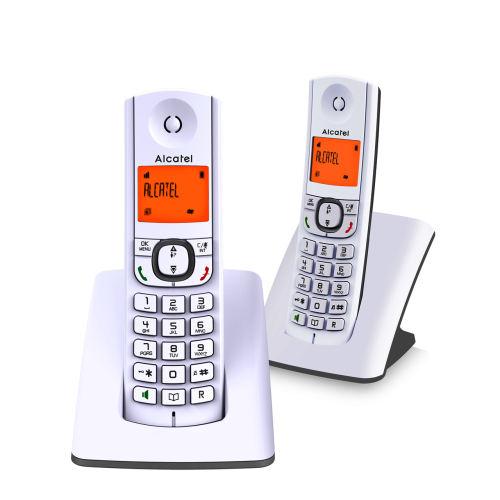 تلفن بی سیم آلکاتل مدل F530 Duo