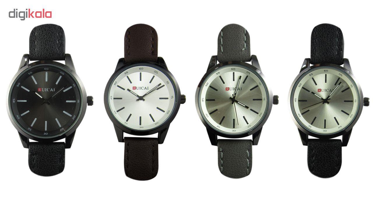 ساعت مچی عقربه ای مردانه رویکای مدل 2-S60