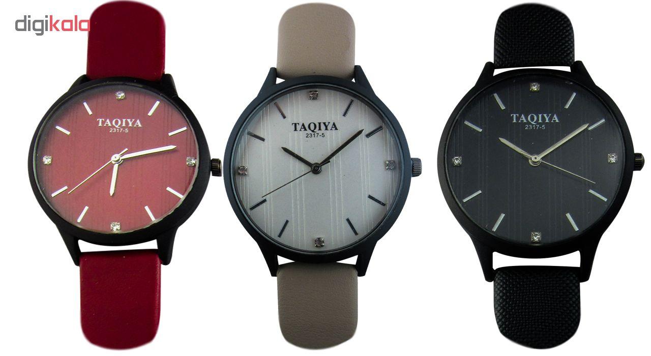 ساعت مچی عقربه ای مردانه تاکیا مدل 2-2317-5