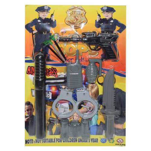 اسباب بازی پلیس مدل Police Officer