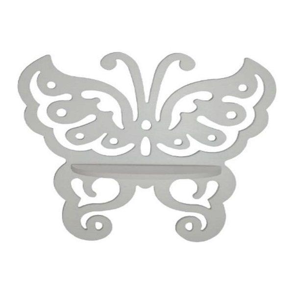 طبقه دیواری مدل پروانه کد 001