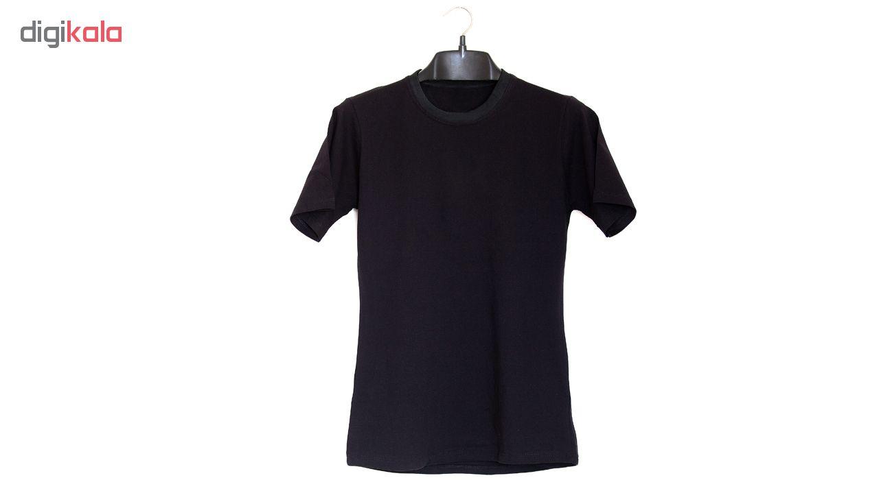 تی شرت مردانه طرح شعر کد 214