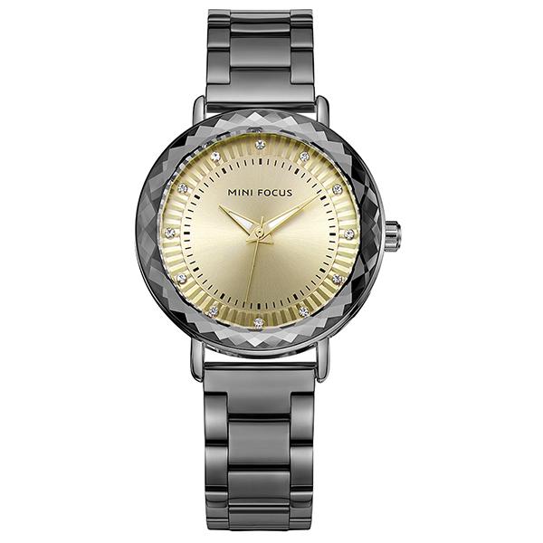 ساعت مچی عقربه ای زنانه مینی فوکوس مدل mf0040l.04