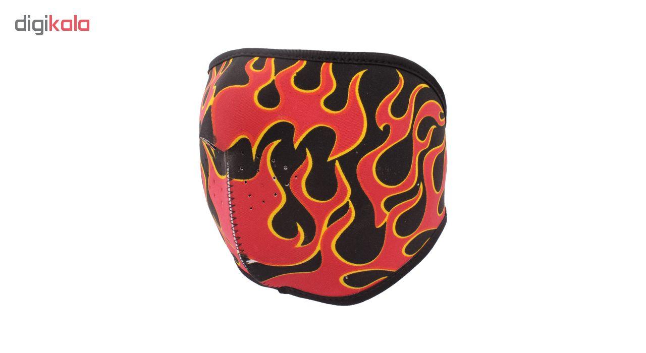 ماسک ورزشی مدل 5 Gods Callings