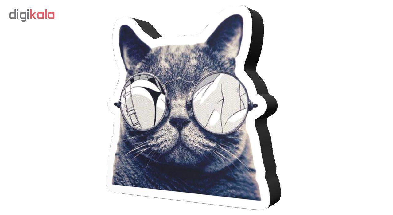 استیکر طرح گربه کد 11