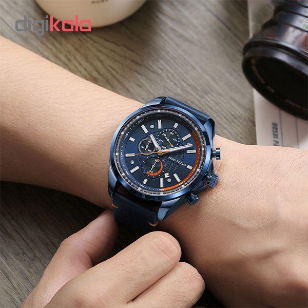 ساعت مچی  مردانه مینی فوکوس مدل mf0080g.04              اصل