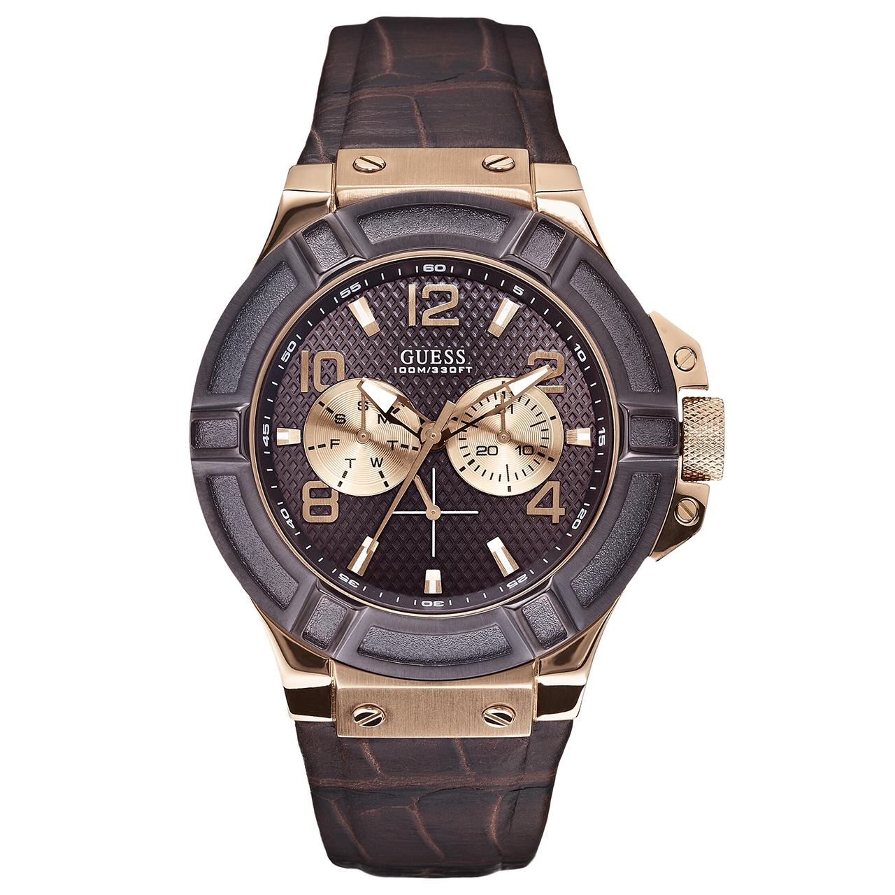 ساعت مچی عقربه ای مردانه گس مدل W0040G3 52