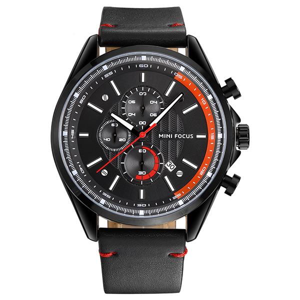 ساعت مچی عقربه ای مردانه مینی فوکوس مدل mf0080g.03