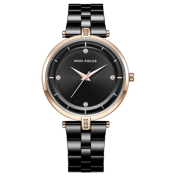 ساعت مچی عقربه ای زنانه مینی فوکوس مدل mf0120l.02