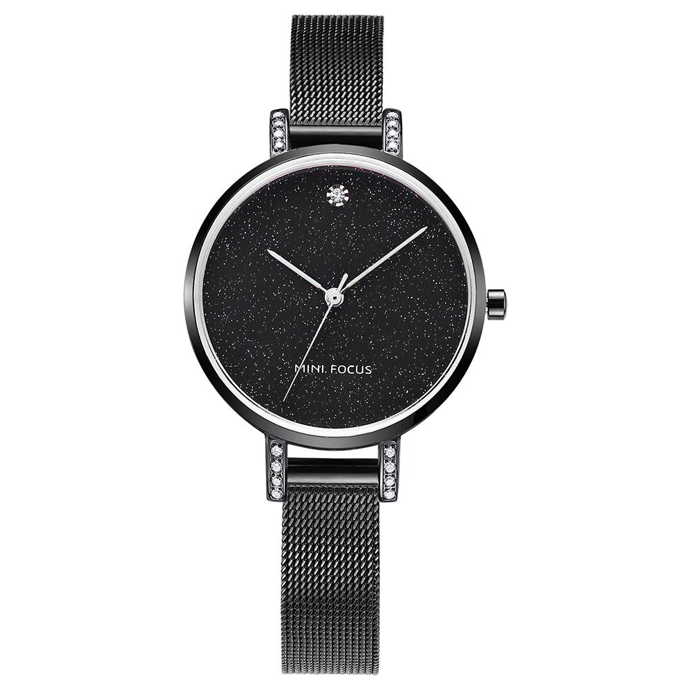 ساعت مچی عقربه ای زنانه مینی فوکوس مدل mf0160l.04