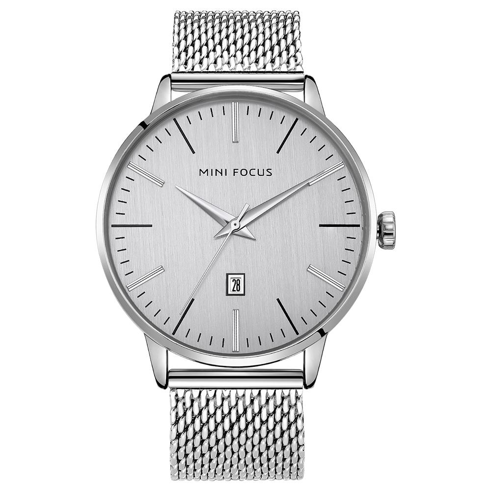 ساعت مچی عقربه ای مردانه مینی فوکوس مدل mf0115g.05