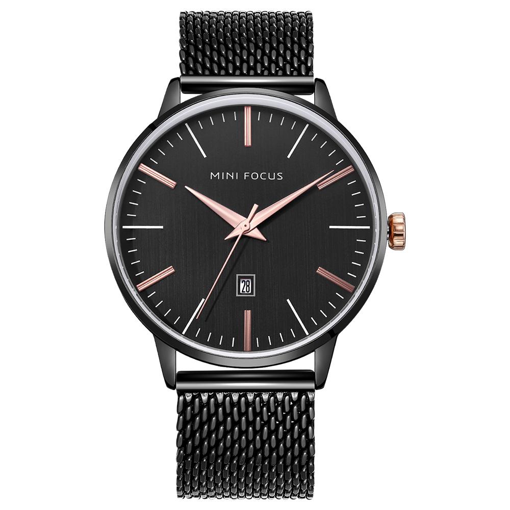 کد تخفیف                                      ساعت مچی عقربه ای مردانه مینی فوکوس مدل mf0115g.07