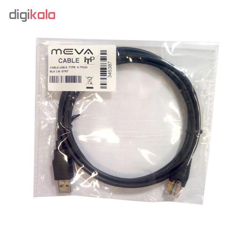قیمت                      کابل بارکد خوان میوا مدل ITP-USB