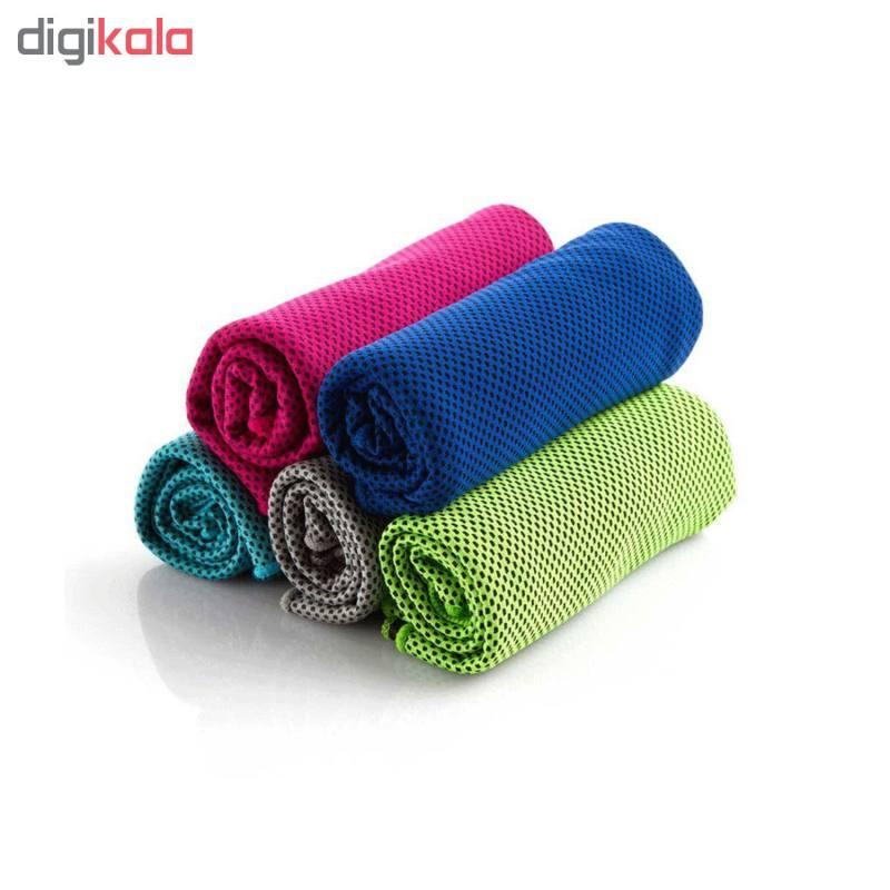 حوله ورزشی مدل Cooling Towel