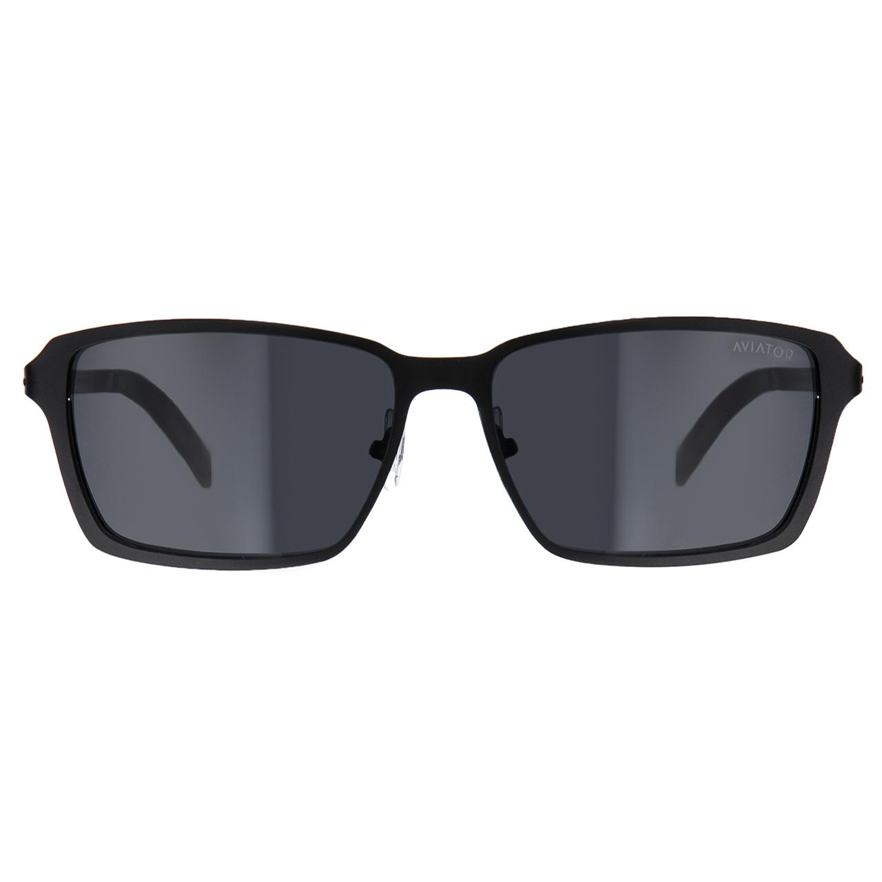قیمت عینک آفتابی آویاتور مدل A2605 BLK