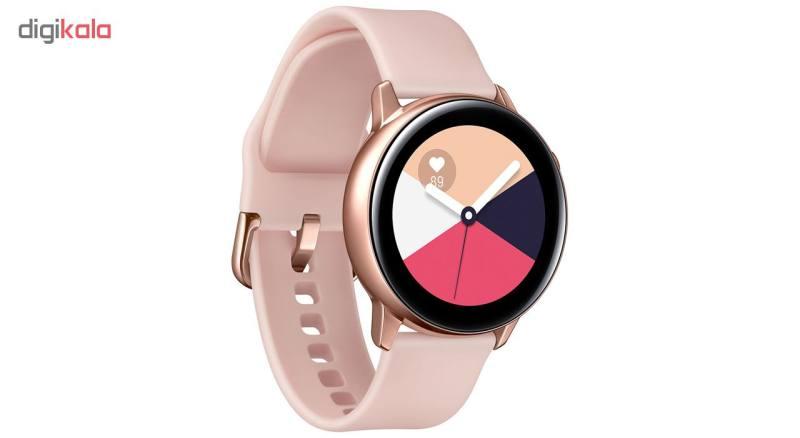 ساعت هوشمند سامسونگ مدل Galaxy Watch Active thumb 2