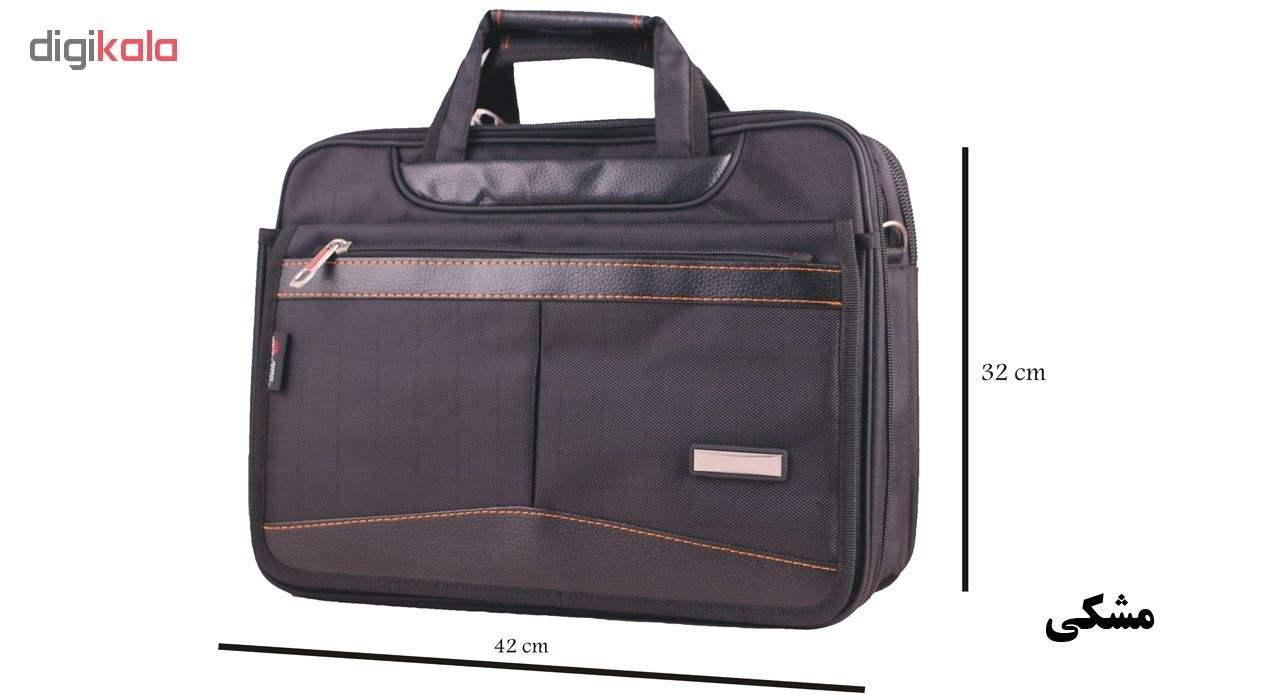 کیف اداری چرم ما مدل DP-01 main 1 4