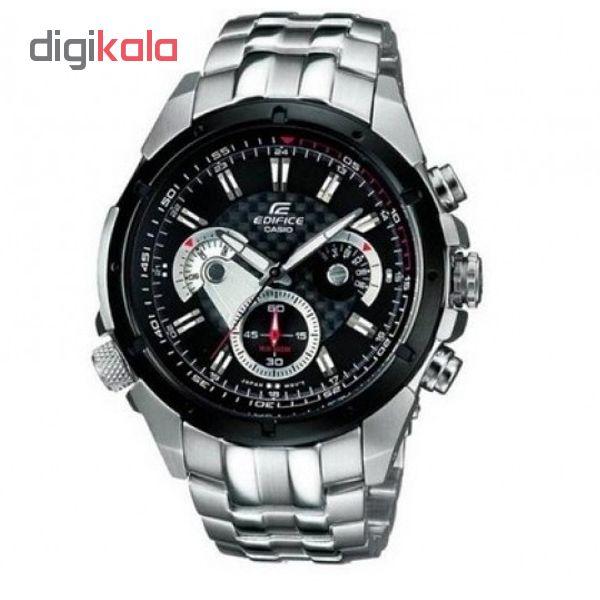 خرید ساعت مچی عقربه ای مردانه کاسیو مدل EF-535SP
