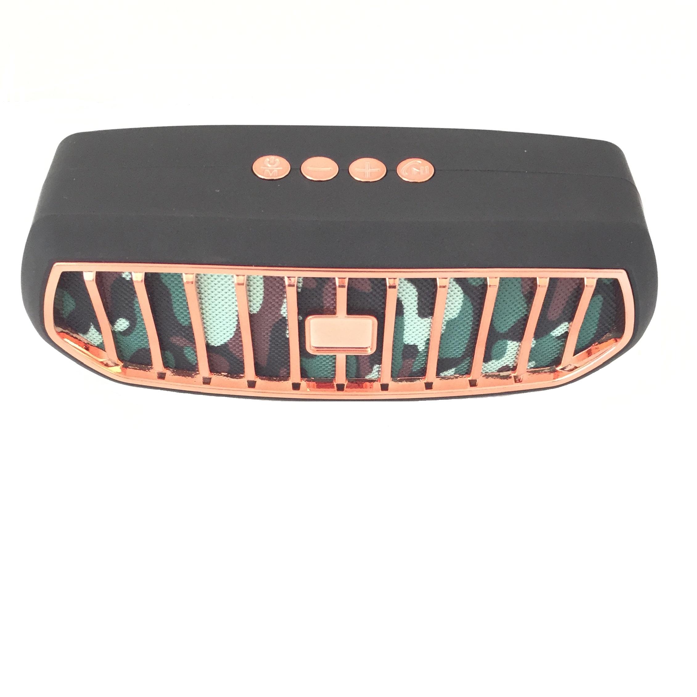 اسپیکر بلوتوثی قابل حمل مدل DV18