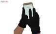 دستکش نخی زنانه تاچ اسکرین دالیا مدل T1 thumb 1