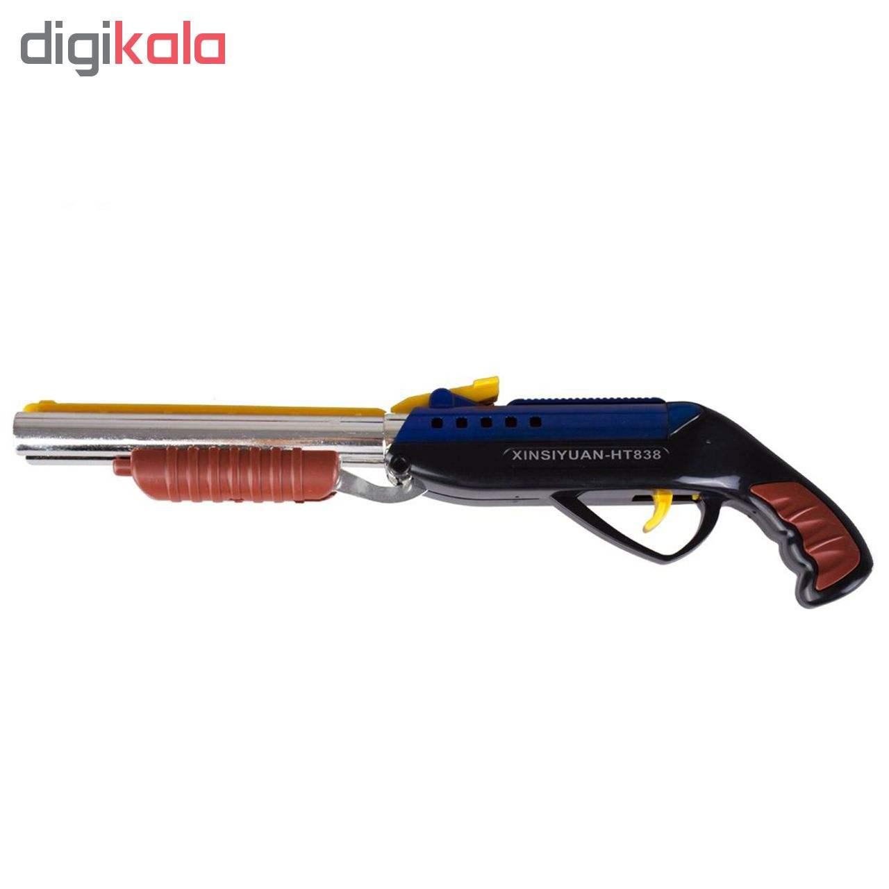 تفنگ بازی طرح وینچستر مدل 2vabi main 1 1