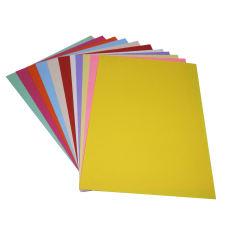 كاغذ رنگي كد P1001_096 سايز A4 بسته 96 عددي