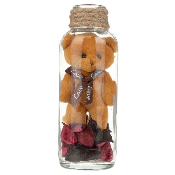 ست هدیه عروسک طرح خرس کد 1002