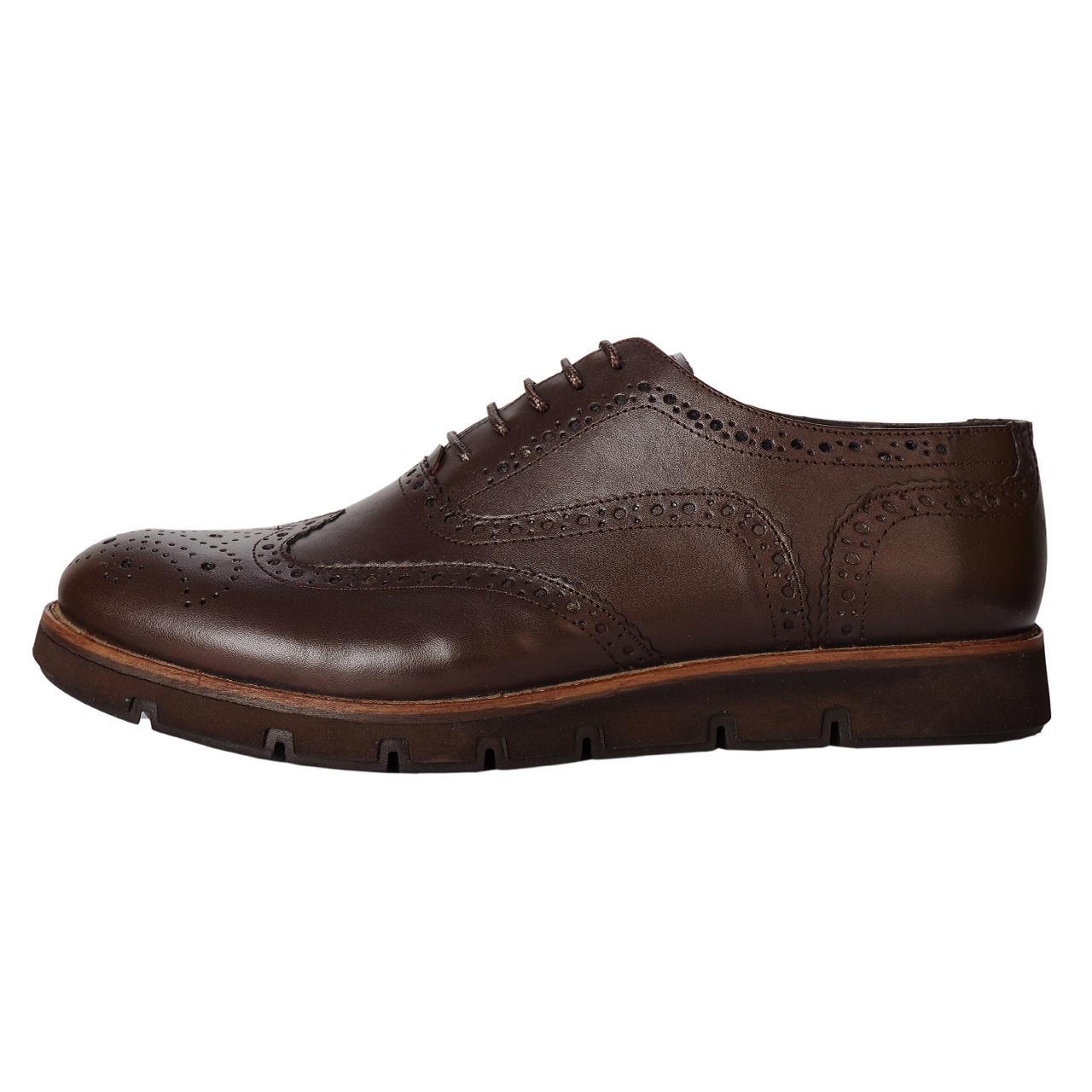 کفش مردانه کفش آریوان مدل AR2246 GH