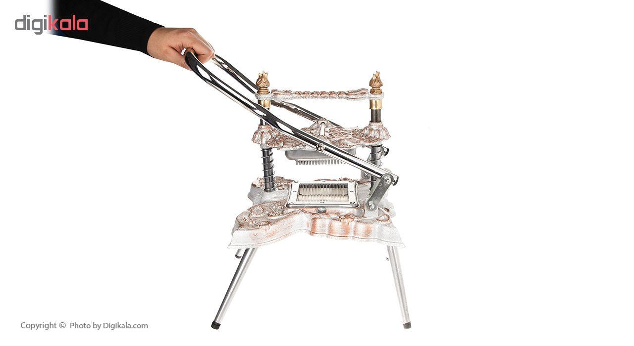 اسلایسر رومیزی نوین گر مدل پروانه ای Slicer