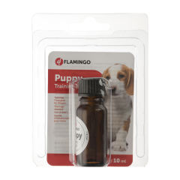 قطره تعلیم ادرار سگ فلامینگو مدل 39474 حجم 10 میلی لیتر