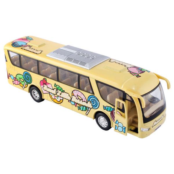 ماشین بازی طرح اتوبوس