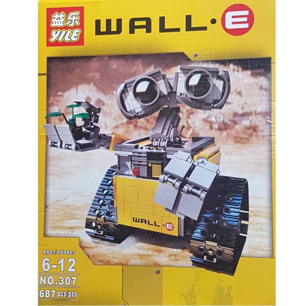 ساختنی مدل Walle