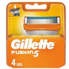 قیمت تیغ یدک ژیلت مدل Fusion Proshield بسته 4 عددی