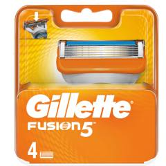 تیغ یدک ژیلت مدل Fusion 5 بسته 4 عددی -  - 1